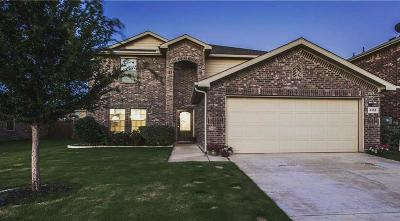 Frisco Single Family Home Active Option Contract: 5105 Bluewater Drive