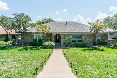 Plano Single Family Home Active Option Contract: 4032 Los Robles Drive