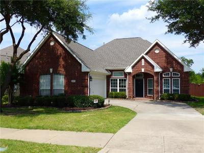 Plano Single Family Home Active Option Contract: 9612 Southern Hills Drive