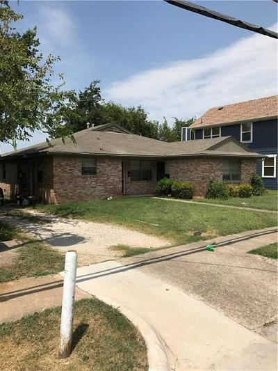 Mckinney Multi Family Home Active Option Contract: 512 S Tennessee Street