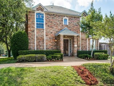 McKinney Single Family Home Active Option Contract: 601 Blue Ridge Street