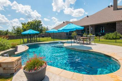 Hudson Oaks Single Family Home Active Contingent: 120 Mearl Court