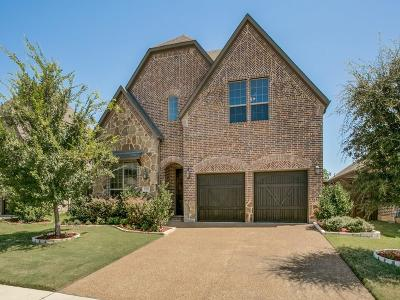 Plano TX Single Family Home Active Option Contract: $515,000