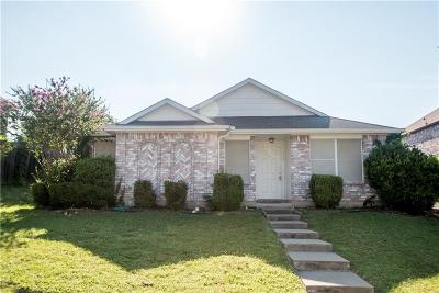 McKinney Single Family Home For Sale: 605 Blue Ridge Street