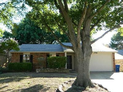 Allen Single Family Home For Sale: 741 Leading Lane Circle