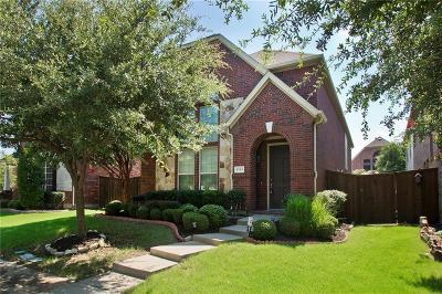 Allen Single Family Home Active Option Contract: 1703 Coronado Street