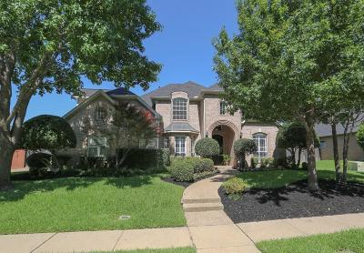 Coppell Single Family Home Active Contingent: 127 Manchester Lane