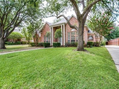 Mckinney Single Family Home Active Option Contract: 2823 Summer Tree Lane