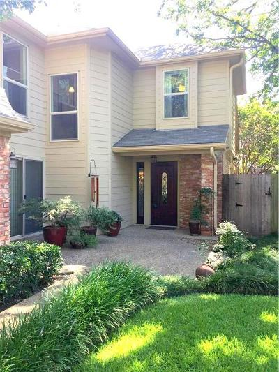Addison Single Family Home Active Option Contract: 3902 Rive Lane