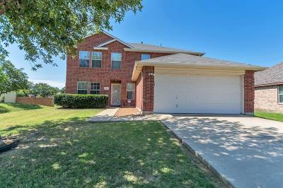 Denton Single Family Home For Sale: 2016 Mark Twain Lane