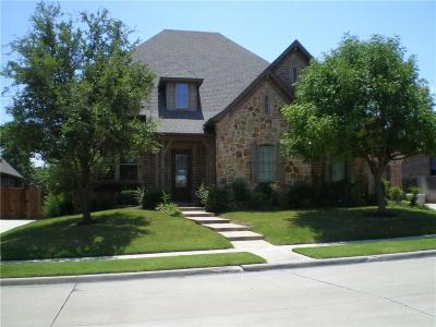 North Richland Hills Single Family Home For Sale: 7704 Silverleaf Drive