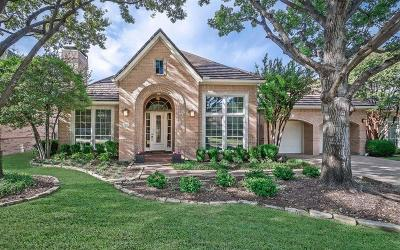 Frisco Single Family Home Active Kick Out: 3116 Hampshire Court