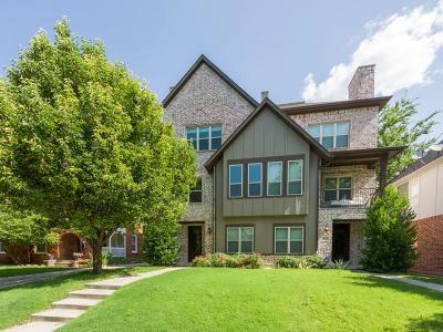 Dallas Half Duplex For Sale: 5919 Oram Street