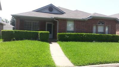 Garland Rental For Rent: 2030 Oak Creek Court