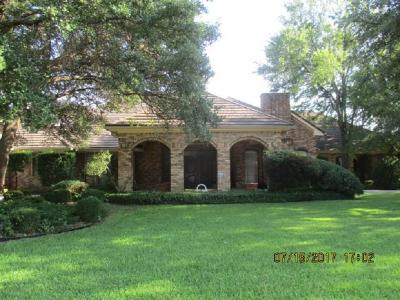 Colleyville Single Family Home For Sale: 3305 Cambridge Court