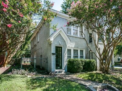 Dallas Multi Family Home For Sale: 5821 La Vista Court