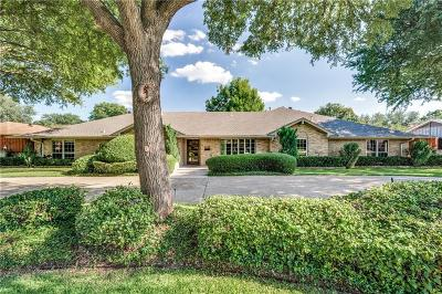 Dallas Single Family Home For Sale: 4526 Forest Bend Road