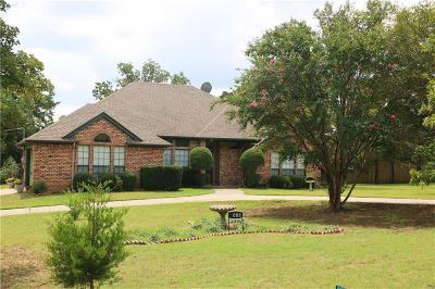 Alvarado Single Family Home For Sale: 6008 Baker Lane