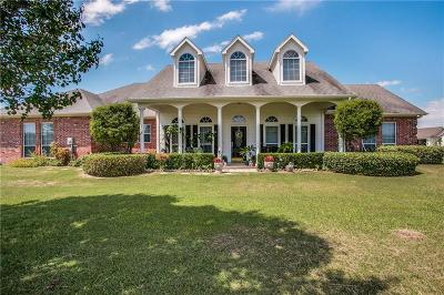 Terrell Single Family Home For Sale: 10804 County Road 2326