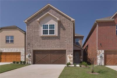 Carrollton Single Family Home For Sale: 2317 Chrystal Falls Drive