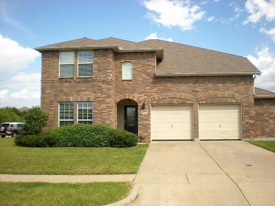 Forney Single Family Home Active Kick Out: 303 Sweetgum Trail