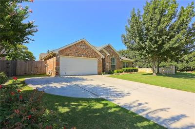 Grapevine Single Family Home For Sale: 3421 Ballard Drive