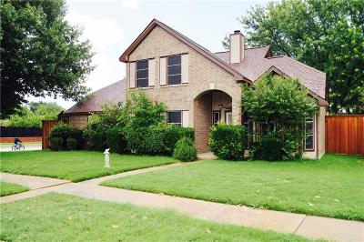 Garland Single Family Home Active Option Contract: 2026 Orchard Trail