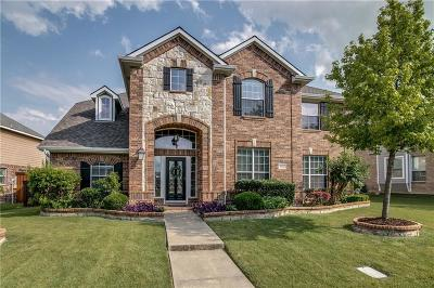 Garland Single Family Home For Sale: 1526 Turning Leaf Lane