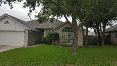 North Richland Hills Single Family Home For Sale: 5304 Texas Drive