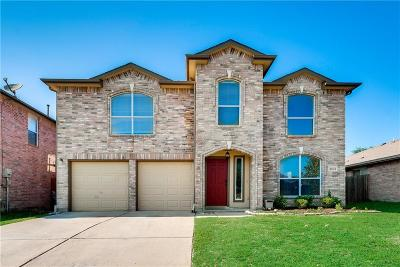 McKinney Single Family Home Active Option Contract: 2804 Hawthorne Lane