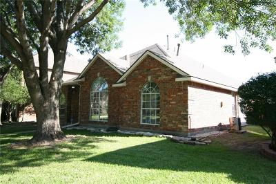 The Colony Single Family Home Active Option Contract: 7012 Longo Drive