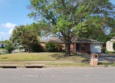 Dallas Single Family Home For Sale: 6499 La Grange Drive