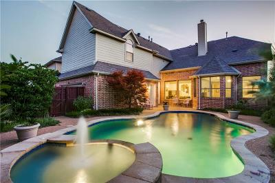 Plano Single Family Home For Sale: 8124 Ambiance Way