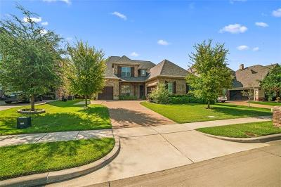 Allen Single Family Home For Sale: 1490 Willingham Drive
