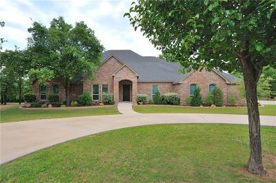 Weatherford Single Family Home For Sale: 111 Trailview Lane