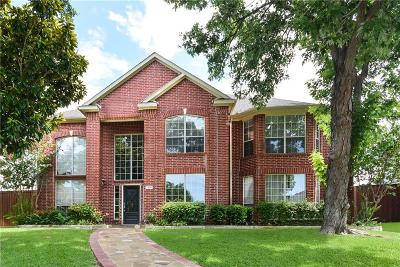 Plano Single Family Home Active Contingent: 7300 Hobart Circle
