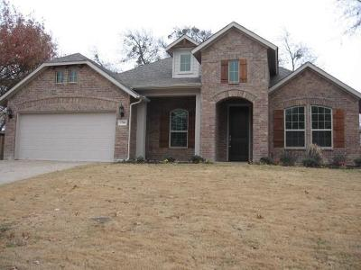Grand Prairie Single Family Home For Sale: 3704 Boxwood Drive