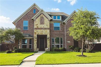 Frisco Single Family Home Active Option Contract: 13052 Deep River Drive
