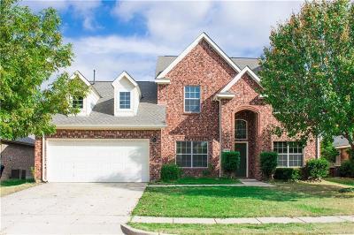 Denton Single Family Home For Sale: 3509 Ranchman Boulevard