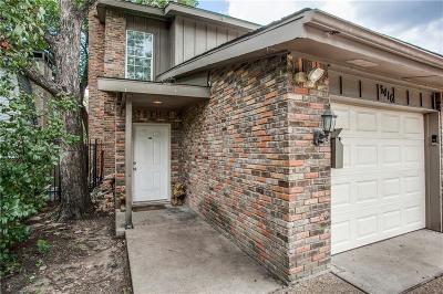 University Park Single Family Home For Sale: 3416 Asbury Street