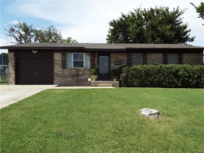Eastland Single Family Home Active Contingent: 1201 W Sadosa Street