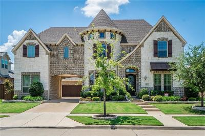 Frisco Single Family Home Active Option Contract: 4079 Ferndale Lane