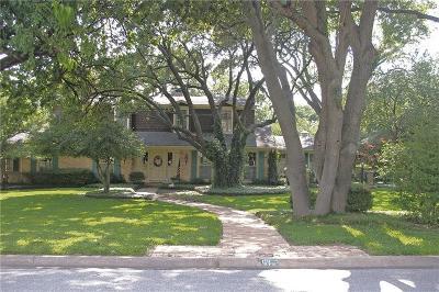 McKinney Single Family Home For Sale: 615 Finch Avenue