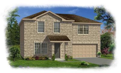 Terrell Single Family Home For Sale: 124 Brushy Creek