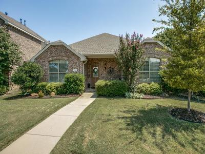 McKinney Single Family Home Active Option Contract: 4613 Maidstone Way