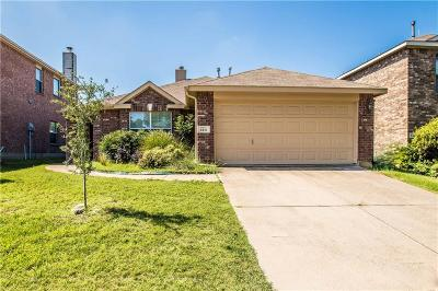 McKinney Single Family Home Active Option Contract: 9317 Leesburg Court