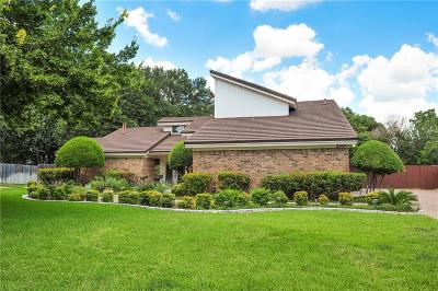 Arlington Single Family Home For Sale: 2301 Autumn Oaks Trail