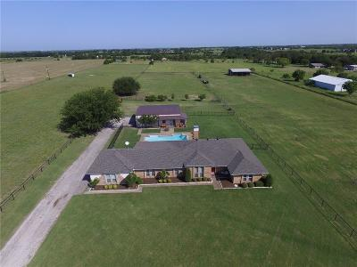 Mclendon Chisholm Single Family Home Active Option Contract: 1750 Connie Lane