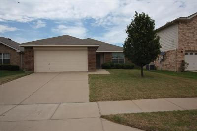 Fort Worth Single Family Home Active Option Contract: 2117 Biggs Street