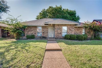 The Colony Single Family Home Active Option Contract: 6865 Fryer Street